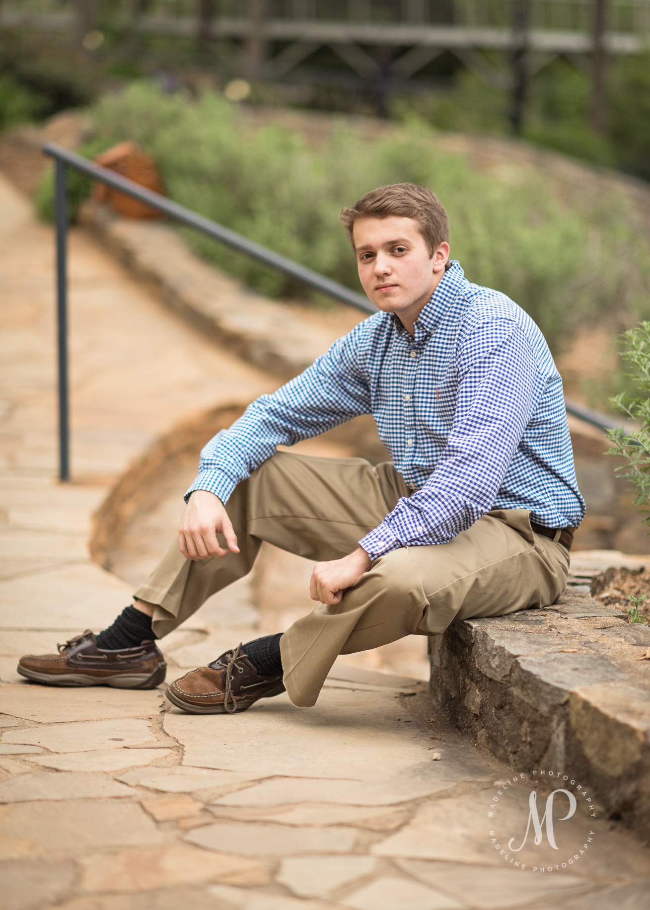 Greenville SC Senior Photography by Madeline Photography