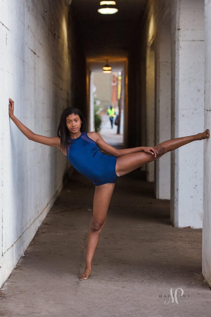 Beautiful Dancer Camille Greenville South Carolina Teen